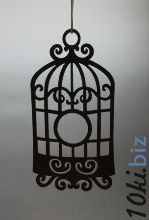 Декоративная клетка 01 купить в Кировограде - Подарки и сувениры ручной работы с ценами и фото