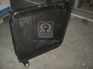 Радиатор водяного охлаждения (145.1301010-01) КАМАЗ-5320 (3-х рядн.) (пр-во Бузулук))