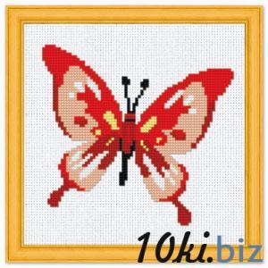 """Набор для вышивания крестиком №101 """"Бабочка"""" купить в Симферополе - Вышивка и бисероплетение"""
