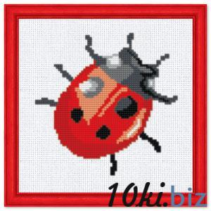 """Набор для вышивания крестиком №102 """"Букашка"""" купить в Симферополе - Вышивка и бисероплетение"""