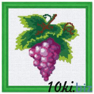 """Набор для вышивания крестиком №215 """"Виноград"""" (фрукты) купить в Симферополе - Подарки и сувениры ручной работы"""
