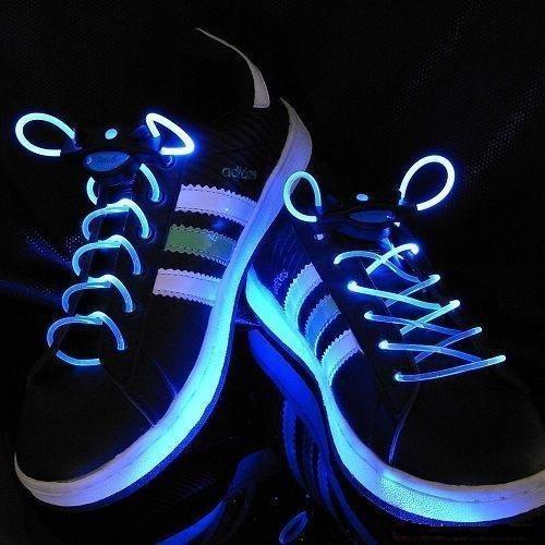 Шнурки-LED