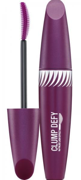 Тушь Max Factor  Clump Defy Mascara 13.1 ml объем и подкручивание