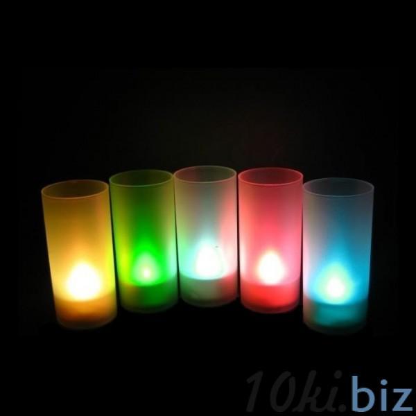 Светодиодная свеча LED Candle Оригинальные подарки купить на рынке Дубровка