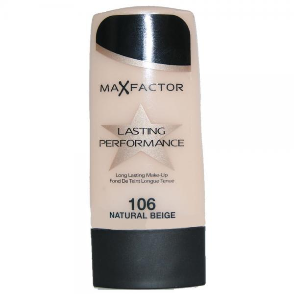 Тональный крем Max Factor - Lasting Performance 106 натурально-бежевый