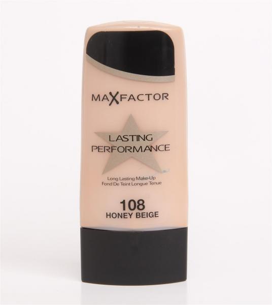 Тональный крем Max Factor - Lasting Performance 108 медово-бежевый