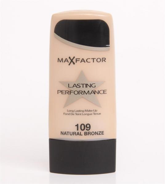 Тональный крем Max Factor - Lasting Performance 109 натурально-бронзовый