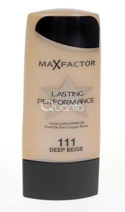 Тональный крем Max Factor - Lasting Performance 111 глубокий бежевый