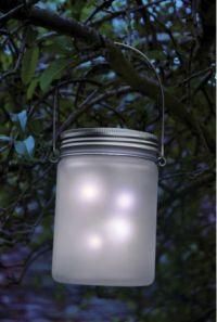 Фото Хиты продаж Светильник на солнечных батареях (с датчиком света)