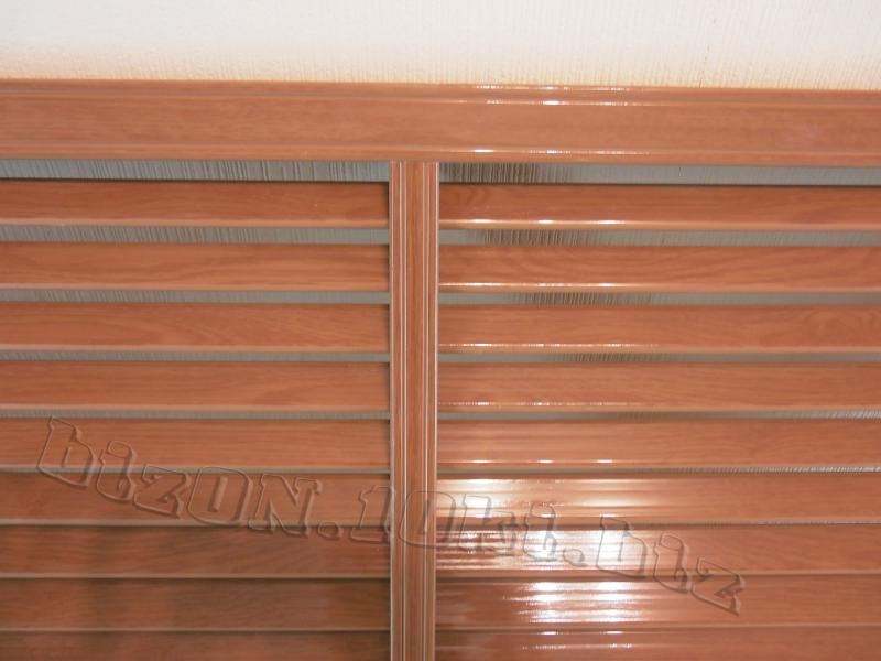 Фото Решетки ПВХ и Экраны ХДФ (МДФ) для радиаторов отопления и декора Решетка пластиковая   900 х 600 мм;   цвет - Вишня Темная;   для радиаторов отопления и декора