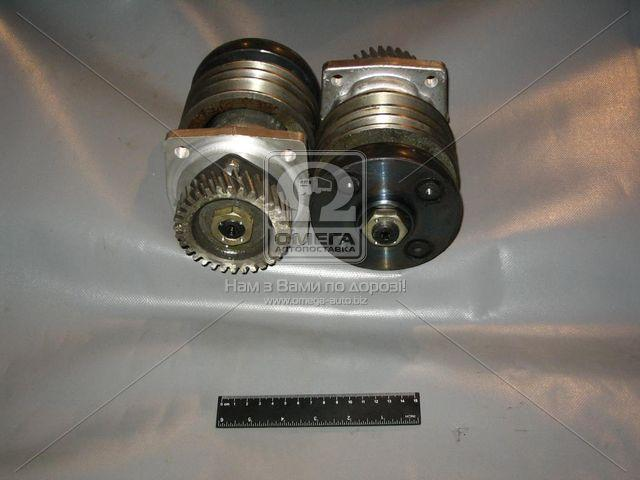 Привод вентилятора на МАЗ 236-1308011-Г2 3-х ручейный (пр-во Украина)