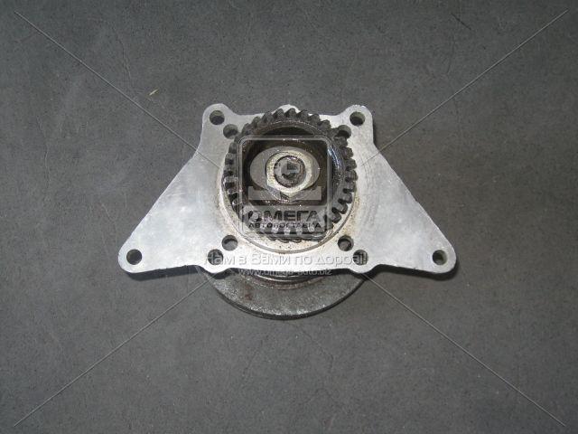 Привод вентилятора на ЯМЗ 236НЕ-Б2 3-х ручейный, 10 отв. (пр-во Украина)
