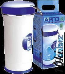 """Фильтр для воды """"АРГО -К"""" (картриджный вариант) Бытовые фильтры комплексной очистки воды в России"""