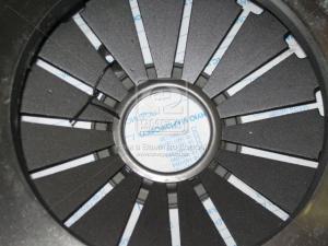 Диск сцепления нажимной (Корзина) на двигатель 406, -402 (универсальный) (пр-во ТМЗ, (г.Тюмень))