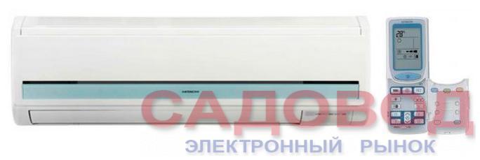 до 25 кв.м Hitachi RAS-10JH4 ИНВЕРТОР  Климатические системы на рынке Садовод