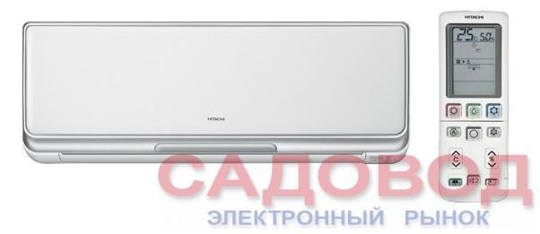 до 35 кв.м Hitachi RAS-14SH3 ИНВЕРТОР  Климатические системы на рынке Садовод