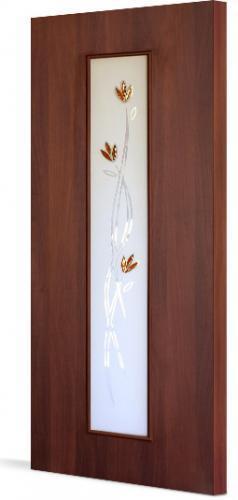 Дверь Экошпон С-17 (ф) Тюльпан