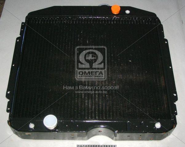 Фото Радиаторы охлаждения, Радиаторы ГАЗ Радиатор ГАЗ-53 водяного охлаждения 53-1301010 (3-х рядн.) (пр-во ШААЗ)