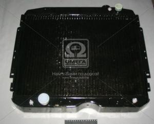 Радиатор ГАЗ-3307 водяного охлаждения 3307-1301010-70 (3-х рядн.) (пр-во ШААЗ)