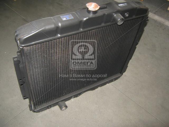 Фото Радиаторы охлаждения, Радиаторы ГАЗ Радиатор ГАЗ-3307 водяного охлаждения 142.1301010-03 ГАЗ-3307 (3-х рядн.)