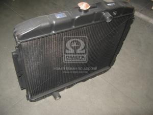 Радиатор ГАЗ-3307 водяного охлаждения 142.1301010-03 ГАЗ-3307 (3-х рядн.)