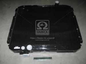 Радиатор ГАЗ 3309, 3308 водяного охлаждения 3307.1301.010-36 (2-х рядн.) дв. ММЗ Д-245.7 (пр-во г.Оренбург)