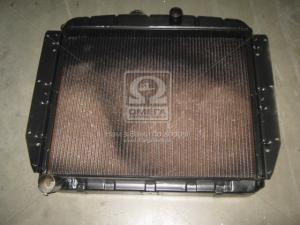Радиатор водяного охлаждения (14.1301010-01) ЗИЛ-130, 131 (3-х рядн.) (пр-во г.Бузулук)