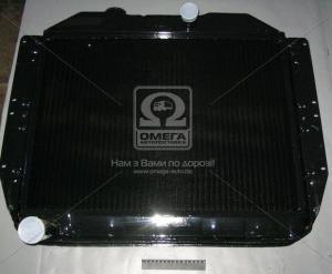 Радиатор водяного охлаждения (131-1301010-13) ЗИЛ-130, 131 (3-х рядн.) (пр-во ШААЗ)