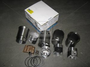Гильзо-комплект (поршневая) (53-1000105-04) ГАЗ 53 (на 4 цил.) серия Black Edition (МД Кострома)