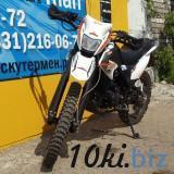 КРОССОВЫЙ МОТОЦИКЛ BARS - Мотоциклы, мотороллеры, скутеры, мопеды в Нижнем Новгороде