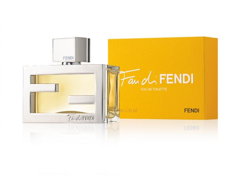 Fendi Fan di Fendi Eau de Toilette for women 75ml.