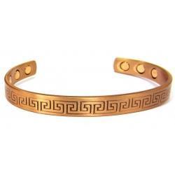 Фото Магнитные браслеты, Медные Магнитный медный браслет Бьянка