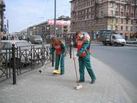 Фото  КОМПЛЕКСНАЯ СИСТЕМА УБОРКИ