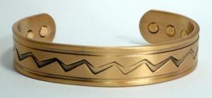 Фото Магнитные браслеты, Медные Магнитный медный браслет Ева