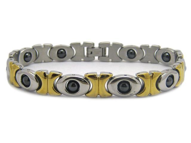 Магнитный стальной браслет Лукреция