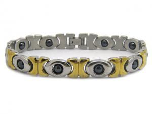 Фото Магнитные браслеты, Стальные Магнитный стальной браслет Лукреция