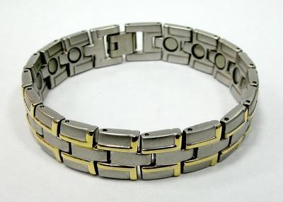 Магнитный стальной браслет Вебстер