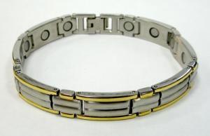 Фото Магнитные браслеты, Стальные Магнитный стальной браслет Ивар