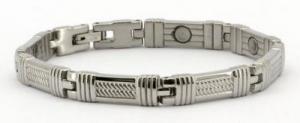 Фото Магнитные браслеты, Стальные Магнитный стальной браслет Эстер