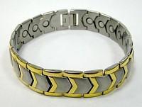 Фото Магнитные браслеты, Титановые Магнитный титановый браслет Милан