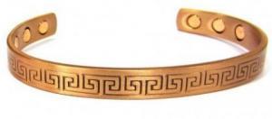 Фото Медные магнитные браслеты Медный магнитный браслет БЬЯНКА