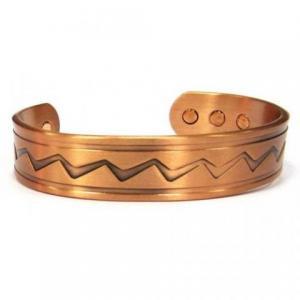 Фото Медные магнитные браслеты Медный магнитный браслет ЕВА