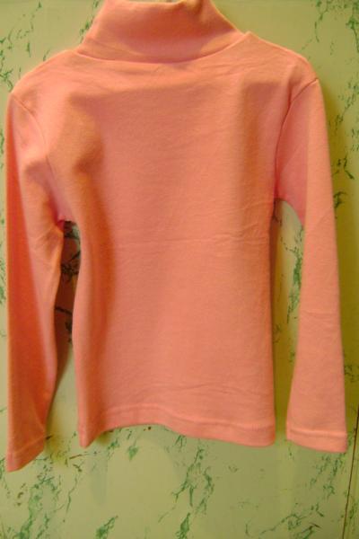 Водолазка цвета: розовый ,хаки