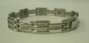 Фото Магнитные браслеты, Стальные Магнитный стальной браслет Кайсар
