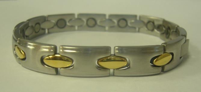 Магнитный стальной браслет Мадина