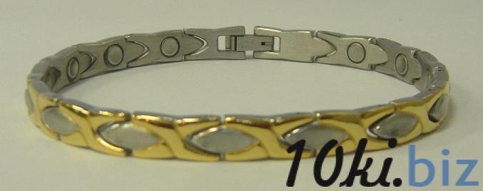 Магнитный стальной браслет Джамила