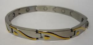 Фото Магнитные браслеты, Стальные Магнитный стальной браслет Сюзанна