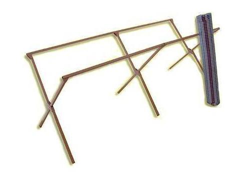 Каркас стола 3Х1м.