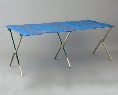 Стол торговый 1.5 х 1 м