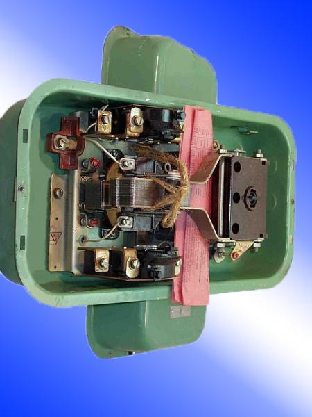 ПАЕ 411 пускатель электромагнитный (лягушка)